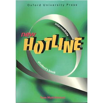 New hotline intermediate Student´s book (978-0-943576-7-8)