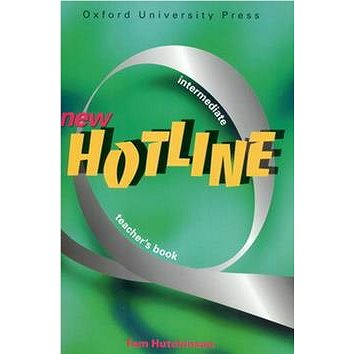 New hotline intermediate Teacher´s book (978-0-943576-9-2)