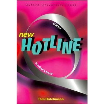New hotline Starter Techer´s book (978-0-943575-7-9)