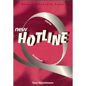 New hotline Starter Workbook (978-0-943575-6-2)