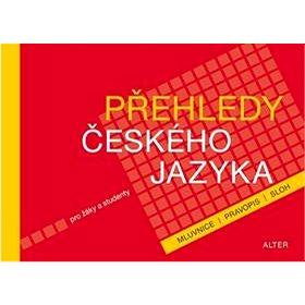 Přehledy českého jazyka: mluvnice, pravopis, sloh (978-80-7245-270-5)