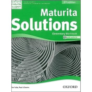 Maturita Solutions Elementary Workbook with Audio CD PACK Czech Edition: 2nd Edition (978-0-945535-8-2)