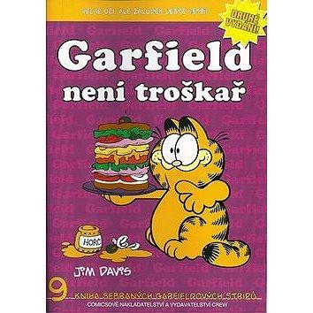 Garfield není troškař (978-80-7449-131-3)