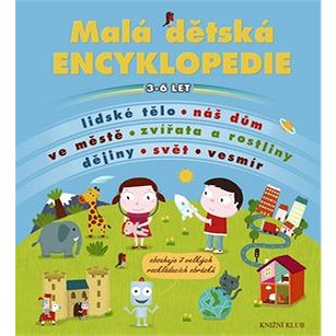 Malá dětská encyklopedie (978-80-242-3505-9)