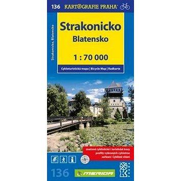 Strakonicko Blatensko: cyklomapa 1: 70 000 (978-80-7393-238-1)