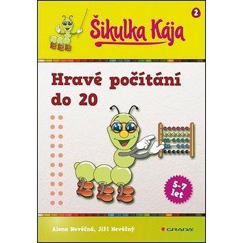 Šikulka Kája Hravé počítání do 20 (978-80-247-4439-1)