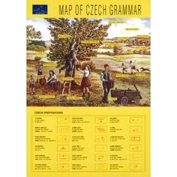 Map of Czech Grammar (978-80-85836-13-4)