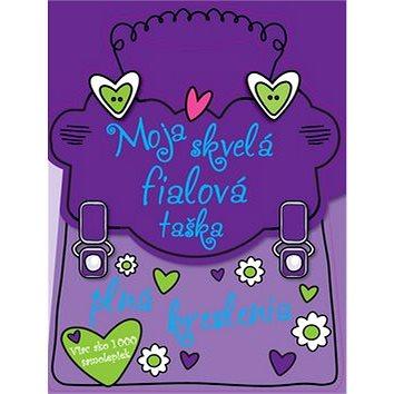 Moja skvelá fialová taška plná kreslenia: Viac ako 1000 samolepiek (978-80-8107-516-2)