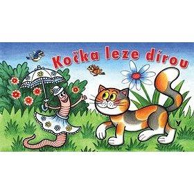 Kočka leze dírou (978-80-00-02998-6)