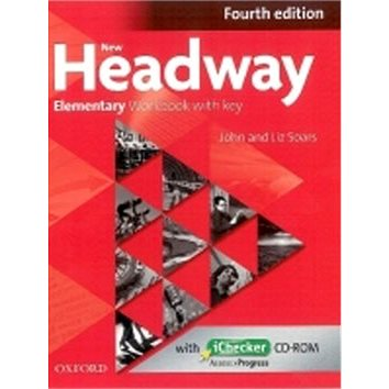 New Headway Fourth edition Elementary Workbook with key with iChecker CD pack (978-0-947705-2-1)