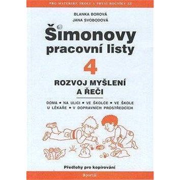 Šimonovy pracovní listy 4 (978-80-262-0223-3)
