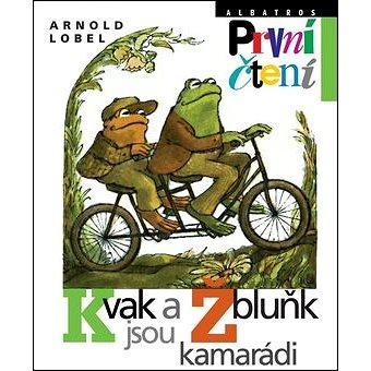 Kvak a Žbluňk jsou kamarádi (978-80-00-02920-7)
