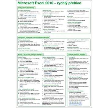 Microsoft Excel 2010 - rychlý přehled (978-80-251-3755-0)