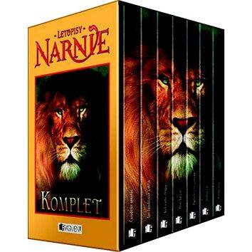 Letopisy Narnie Komplet 1.-7. díl (978-80-253-1615-3)
