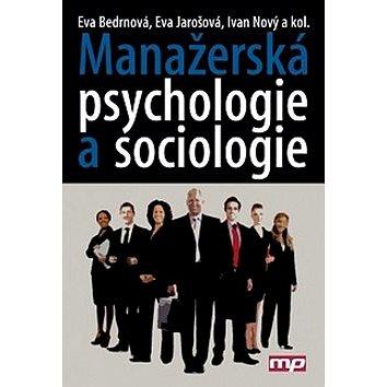 Manažerská psychologie a sociologie (978-80-7261-239-0)