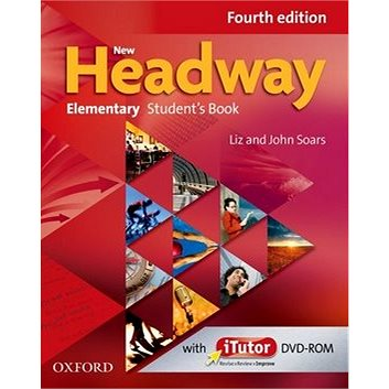 New headway Elementary Fourth Edition Students book + iTutor DVD-rom (978-0-947691-2-9)