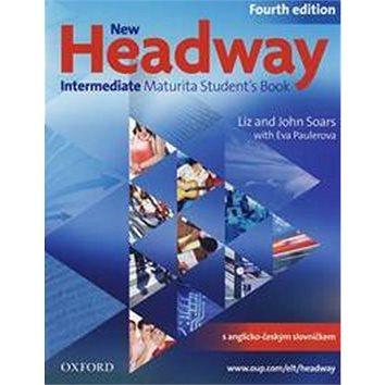New Headway Intermediate Maturita Student´s Book Fourth Edition + iTutor DVD-rom: Czech Edition (978-0-947704-7-7)