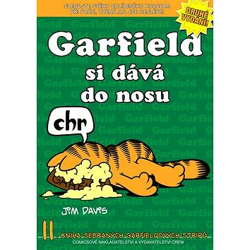 Garfield si dává do nosu (978-80-7449-132-0)