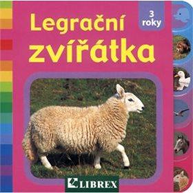 Legrační zvířátka (978-80-7228-575-4)