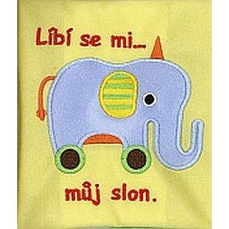 Líbí se mi můj slon (978-80-7228-666-9)