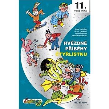 Hvězdné příběhy Čtyřlístku: 1993 až 1995 (978-80-85389-95-1)