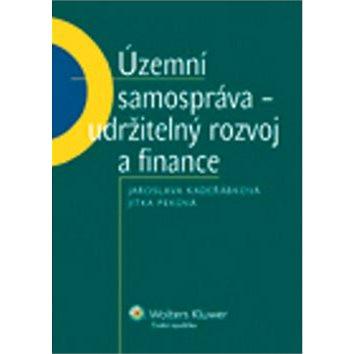 Územní samospráva - udržitelný rozvoj a finance (978-80-7357-910-4)
