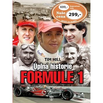 Formule 1 Úplná historie (978-80-206-1321-9)