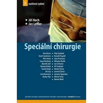 Speciální chirurgie (978-80-7345-253-7)