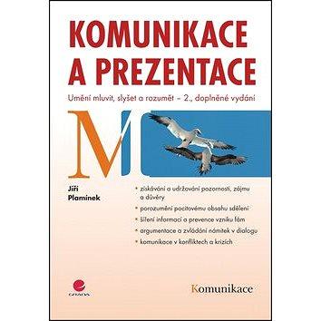 Komunikace a prezentace: Umění mluvit, slyšet a rozumět - 2., dop (978-80-247-4484-1)
