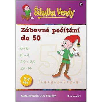 Šikulka Vendy Zábavné počítání do 50 (978-80-247-4442-1)