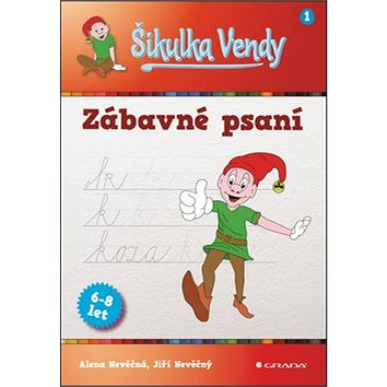 Šikulka Vendy Zábavné psaní (978-80-247-4441-4)