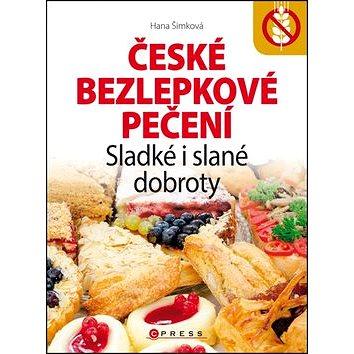 České bezlepkové pečení: Sladké i slané dobroty (978-80-264-0122-3)