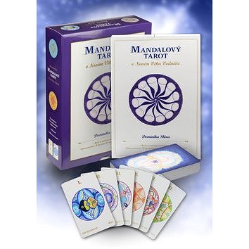 Mandalový tarot: kniha + 80 karet (859-2-970180-9-5)