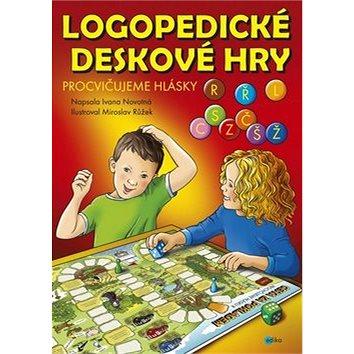 Logopedické deskové hry: Procvičujeme hlásky L, CSZ, ČŠŽ, R a Ř (978-80-266-0115-9)