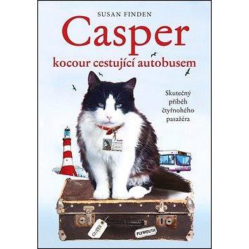 Casper, kocour cestující autobusem: Skutečný příběh čtyřnohého pasažéra (978-80-7252-411-2)
