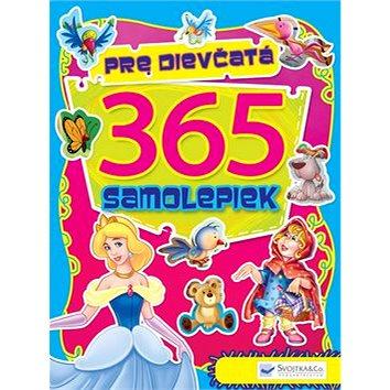 365 samolepiek pre dievčatá (978-80-8107-556-8)
