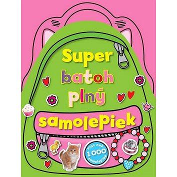 Super batoh plný samolepiek (978-80-8107-573-5)