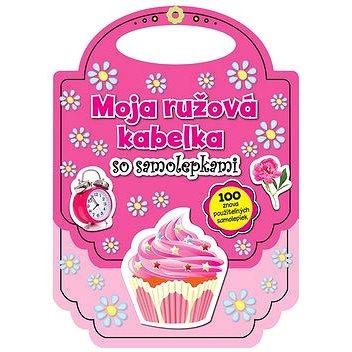 Moja ružová kabelka so samolepkami (978-80-8107-559-9)