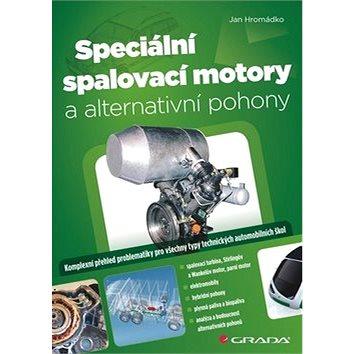 Speciální spalovací motory a alternativní pohony (978-80-247-4455-1)
