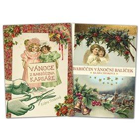 Vánoce z babiččina kapsáře + Babiččin vánoční balíček (978-80-87678-08-4)