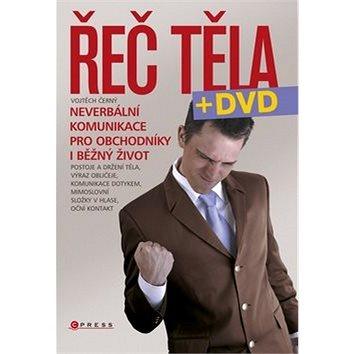 Řeč těla + DVD: Neverbální komunikace pro obchodníky i běžný život (978-80-266-0124-1)