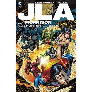 JLA Liga spravedlnosti (978-80-7461-180-3)