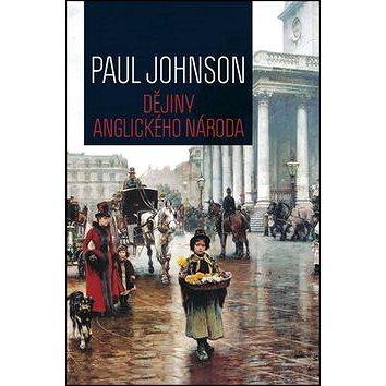 Dějiny anglického národa (978-80-7335-309-4)