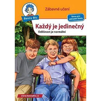 Benny Blu Každý je jedinečný (978-80-87223-84-0)