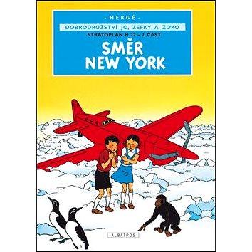 Směr New York: Dobrodružství Jo, Zefky a Žoko (978-80-00-03034-0)