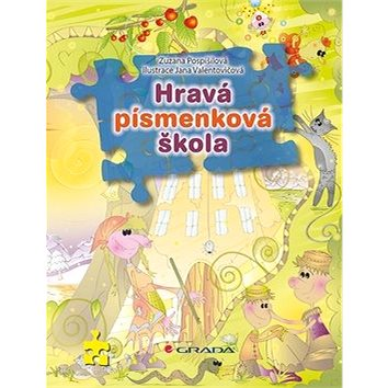 Hravá písmenková škola (978-80-247-4263-2)