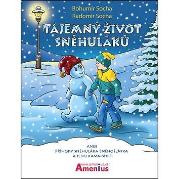 Tajemný život sněhuláků: aneb Příhody sněhuláka Sněhošlápka a jeho kamarádů (978-80-903900-9-6)