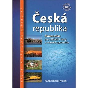 Česká republika Školní atlas (978-80-7393-275-6)