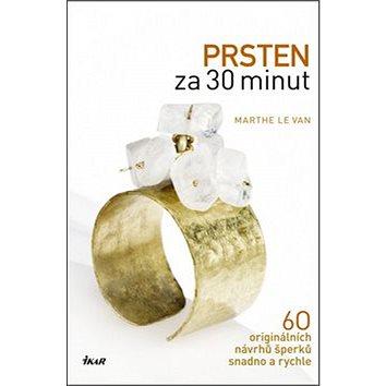 Prsten za 30 minut: 60 originálních návrhů šperků snadno a rychle (978-80-249-2098-6)