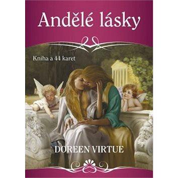 Andělé lásky: Kniha a 44 karet (978-80-7370-215-1)